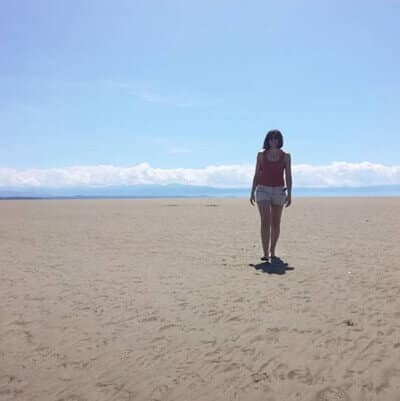 beach new zealand 1 - All my january pictures, fromAuckland to golden bay