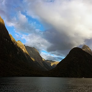 milfordcruise2 - The milford sound road, the most beautiful road in the world?