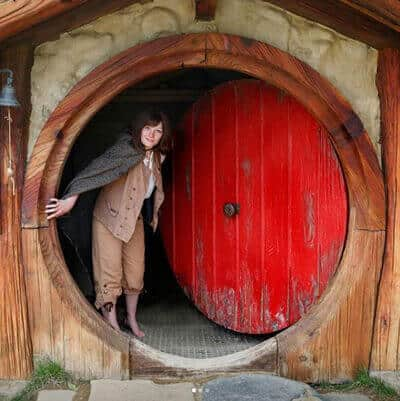 cosplay hobbit hobbiton 1 - All my january pictures, fromAuckland to golden bay