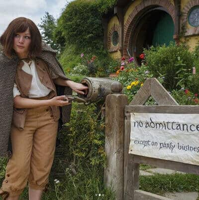 cosplay hobbit hobbiton 2 1 - All my january pictures, fromAuckland to golden bay