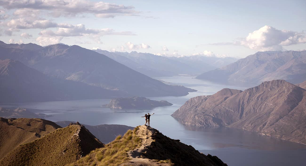wanaka - Wanaka and Queenstown, the cities of the extreme
